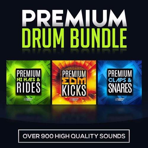 Premium Drum Bundle - EDM Drum Samples