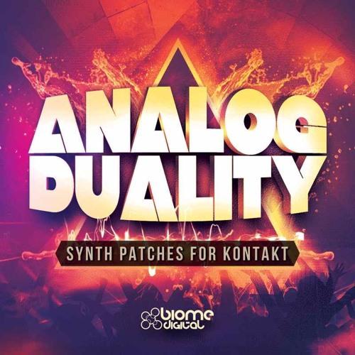 Analog Duality (Kontakt Synth Library)