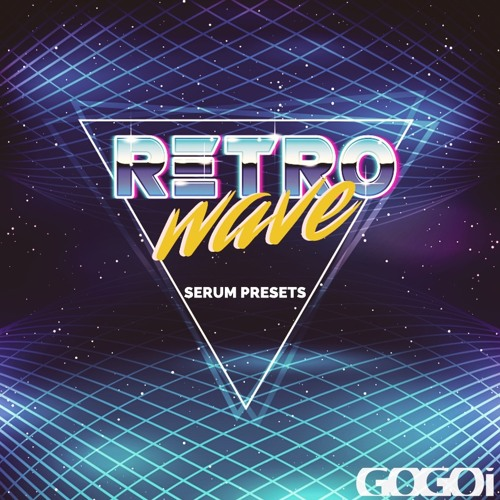 Retrowave 2 For Serum Demo