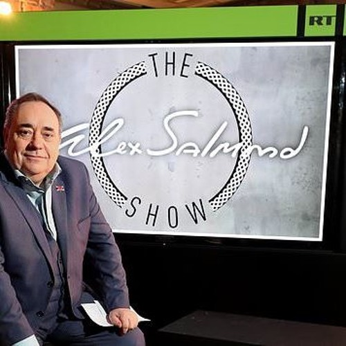 The Sensational Alex Salmond Band (in Russian)