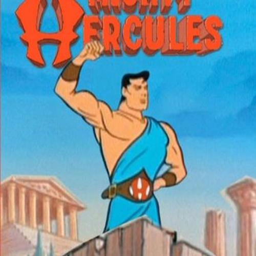The Mighty Hercules (1960s cartoon) - theme song
