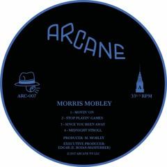 Morris Mobley - Movin' On