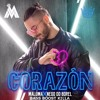Corazón - Maluma ft. Nego do Borel (BASS BOOST)