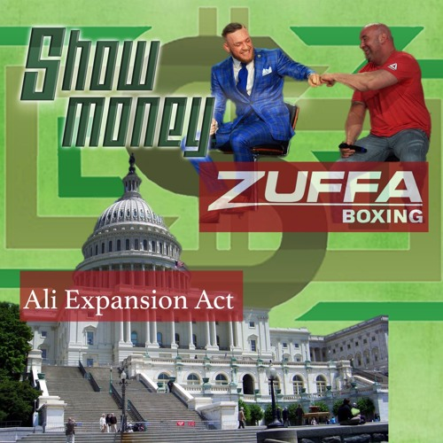 Show Money 20: Breaking Down The Muhammad Ali Expansion Act, Congressional Hearing