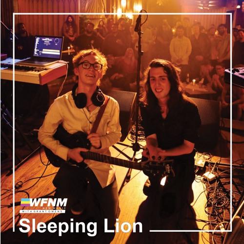 Sleeping Lion Interview + Guest DJ Set