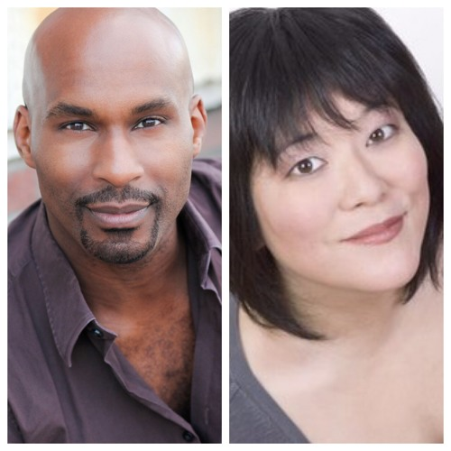 Broadway's Backbone Ep. 63 The Topic of Race in Theatre w/ Ann Harada & Alan H. Green