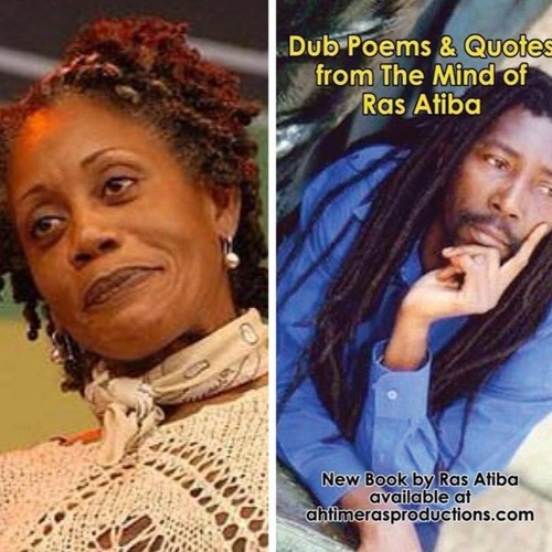 INTERVIEW ON IRIE FM- SPOKEN WORD WEDNESDAYS WITH ELISE KELLY AND DUB POET, RAS ATIBA - NOV 01, 2017
