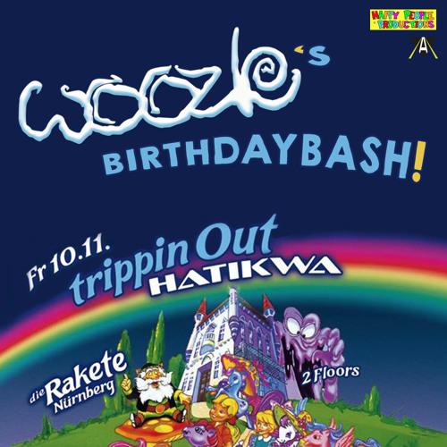 Woozle // Woozle's Birthdaybash /w Hatikwa [10.11.17]