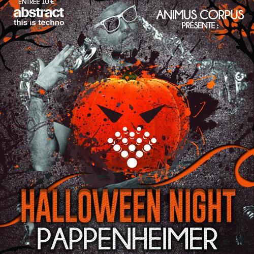 Mitch' A. - Halloween Night w/ Pappenheimer