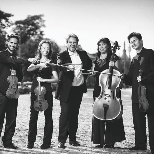 432 Chamebr Orchestra Quartet - Schubert - Moments Musicaux - 432 Hz (Yanakiev)