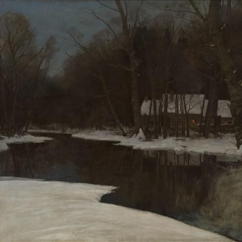 Vilhelms Purvītis | The Frozen Monet | ENG