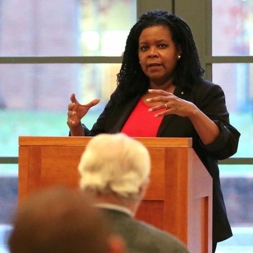 Annette Gordon-Reed Delivers McCorkle Lecture On 'Black Citizenship'