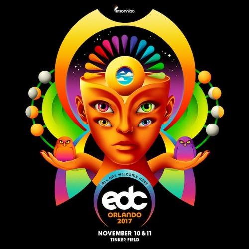 Marshmello @ EDC Orlando 2017