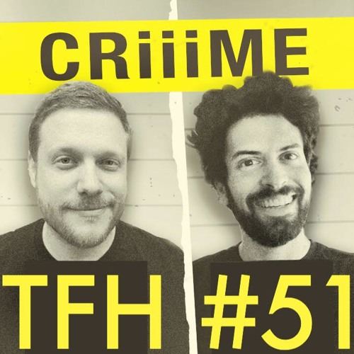 Tin Foil Hat #51: The CRiiiME Swapcast with Rich Slaton and Jon Shefsky