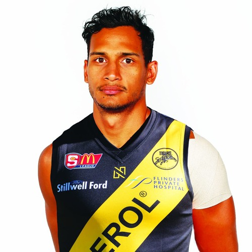 Marlon Motlop chats about signing with Glenelg for 2018