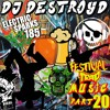 Electric Sparks 185 Mixed By DJ DestroyD (Festival Trap Music Part 20)
