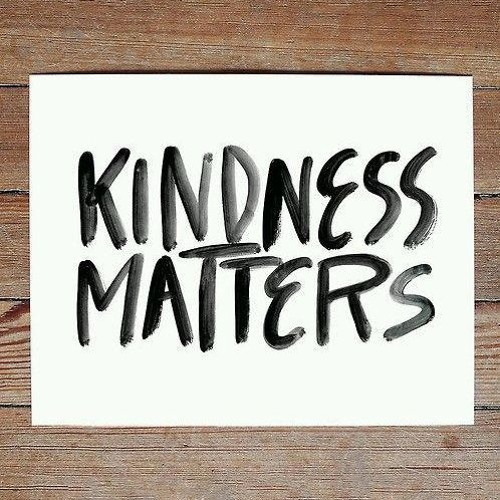 The Matters Of Kindness (BUSB)
