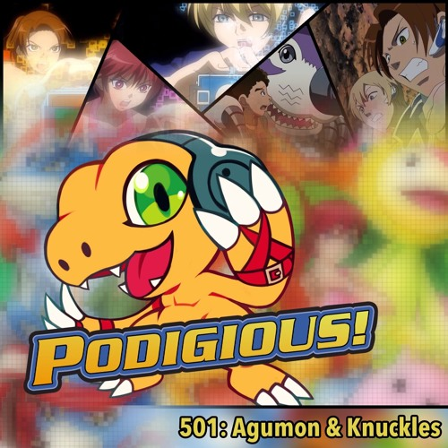 "Digimon Data Squad DATS Intro Pt. 1 [501: ""Agumon & Knuckles""]"