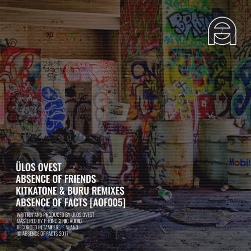 Ülos Ovest - Kotkan Tie 217 (Buru Remix) (Absence Of Facts)