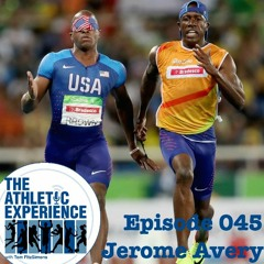 045 - Jerome Avery - Paralymic Guide Runner - 10.17s 100m Dash
