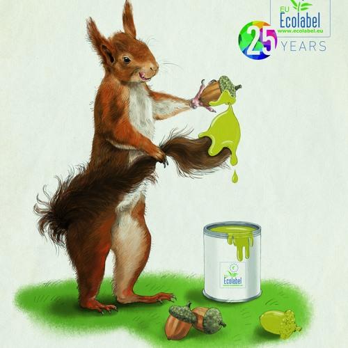 EU Ecolabel - campagne 25 jaar