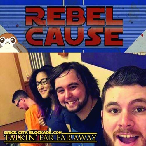 Talkin' Far Far Away with Kaden Patrick   Rebel Cause Lancaster