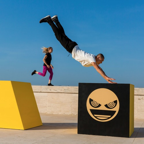 F Is For...Freerunning