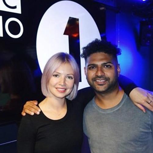 Nitin B2B BTraits - BBC Radio 1 - 19.08.2017