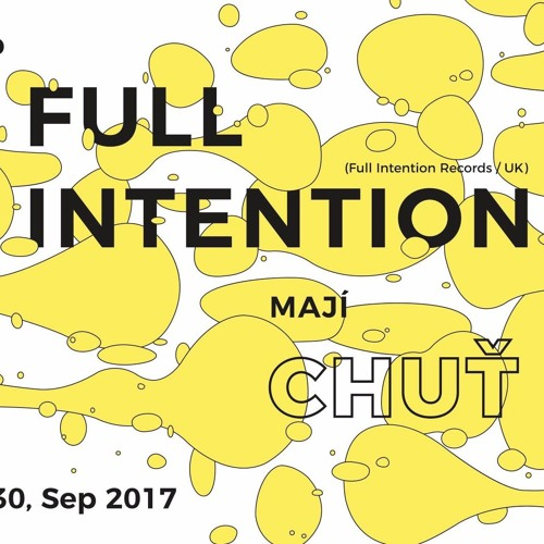 Myclick Aka DJ Face @ Full Intention (UK) Maji Chut Zit, Cross