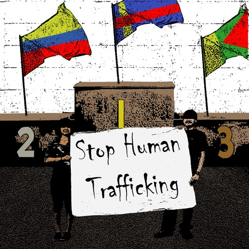 Robots, WikiLeaks & The Fight Against Human Trafficking