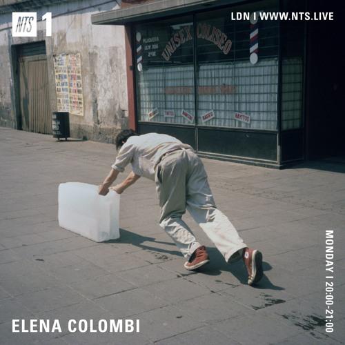 Elena Colombi 06/11/17 - NTS Radio