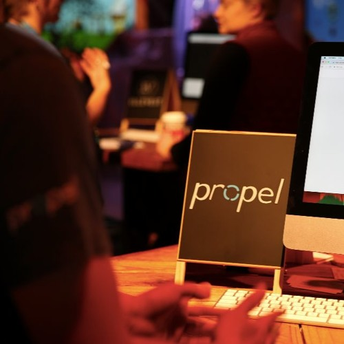 Propel in the Startup Valley