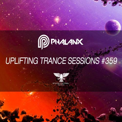 DJ Phalanx - Uplifting Trance Sessions EP. 359 / aired 14th November 2017
