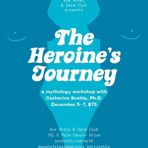 Interview with Dr. Catherine Svehla on The Heroine's Journey Workshop - November 2017
