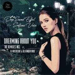 Deep Sound Effect ft. Svetlana Voice - Dreaming About you (Alexander Orue Remix)