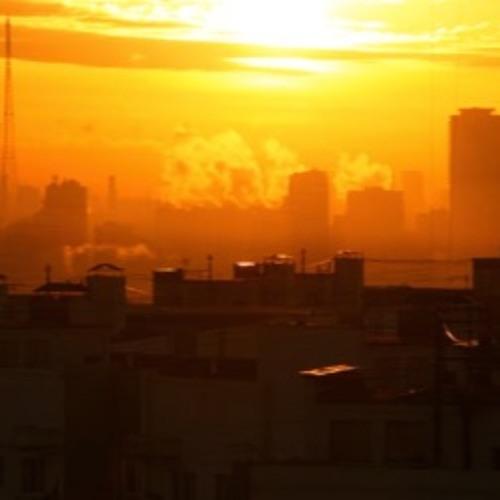 Urban Sunrise, for alto sax and electronics