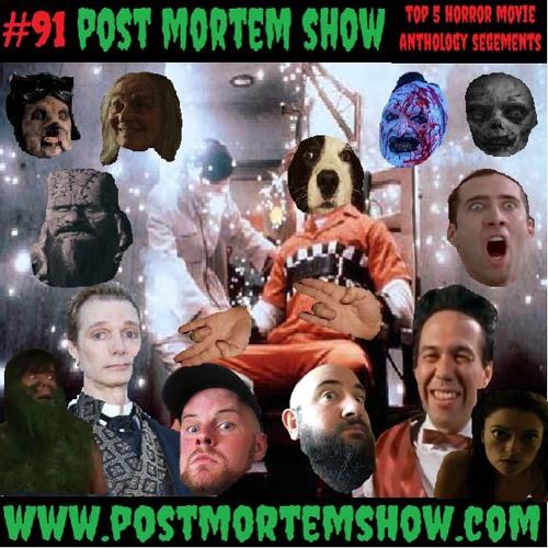 e091 - Agent Skinner Shocker (Top 5 Horror Anthology Segments)