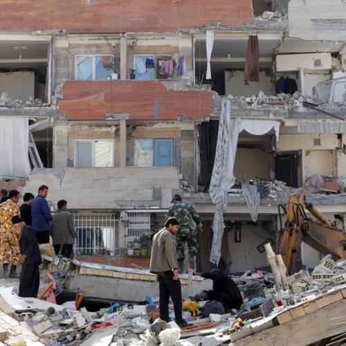 مشاهدات خبرنگار رادیوفردا از پیامدهای زمینلرزه در اقلیم کردستان عراق