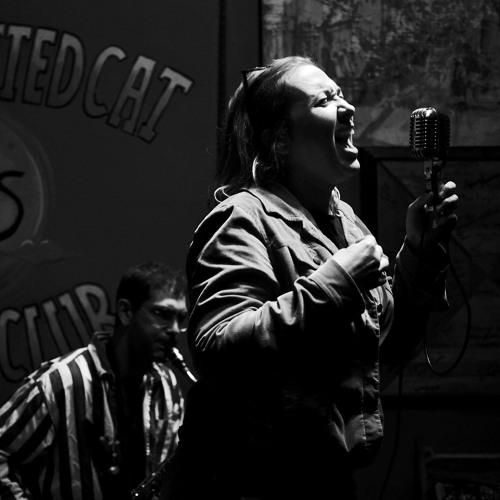 Marla Dixon talks to the Keswick Jazz and Blues Festival