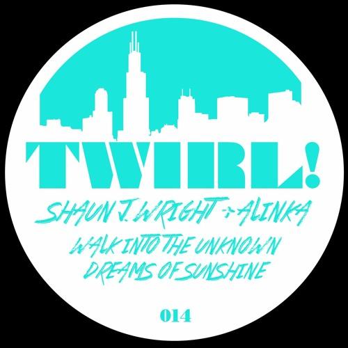 Shaun J. Wright & Alinka - Walk Into The Unknown EP - TWIRL 014