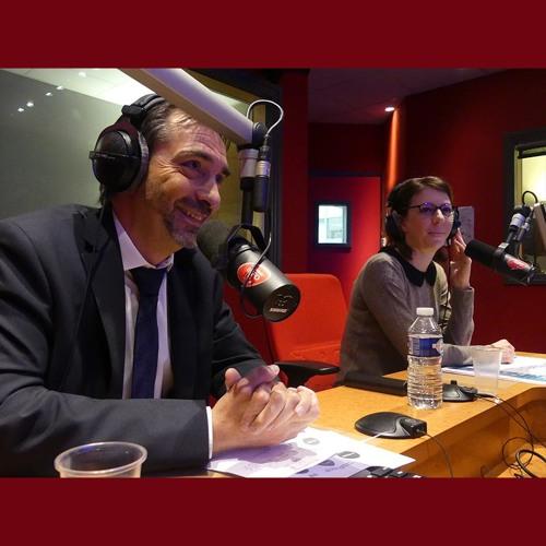 Frédérique HAUDEN - AGEFIPH et Stéphane COCAGNE - APRR / 15.11.2017