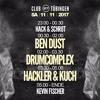 Ben Dust @ Club 27 Tübingen 11.11.17