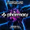 Pharmacy Radio 016 w/ guests James West & Neos