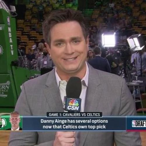Chris Mannix talking #Celtics