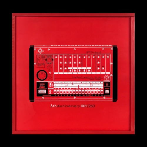 808 BOX - 5TH ANNIVERSARY - SHORT CUTS