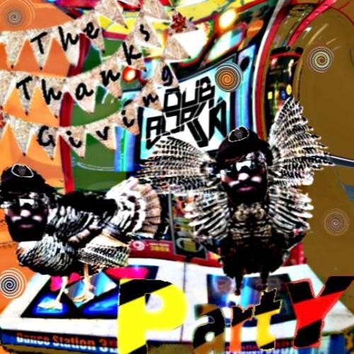 Dub Borski - The Thanksgiving Party EP