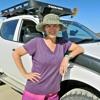 Author Lee Atkinson  Explore Australia By Camper Trailer -Veronica Matheson