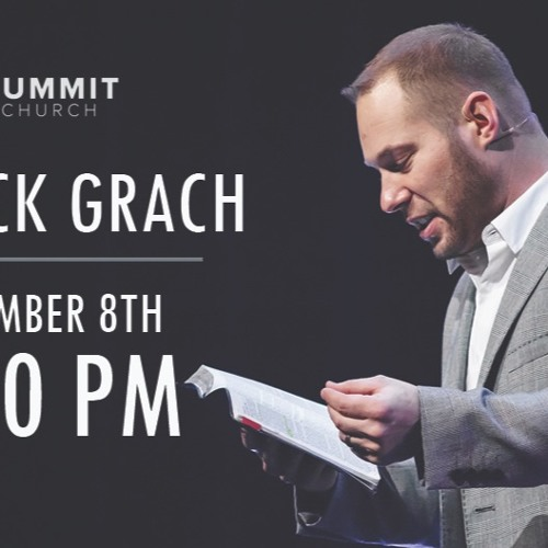"""Patrick Grach_November 8 """"Face Your Fight"""""""