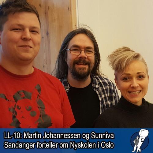 LL-10: Et mer reelt elevdemokrati, Nyskolen i Oslo