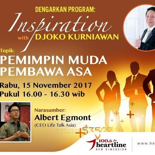 Pemimpin Muda Pembawa ASA - Inspiration with Djoko Kurniawan (15 November 2017)